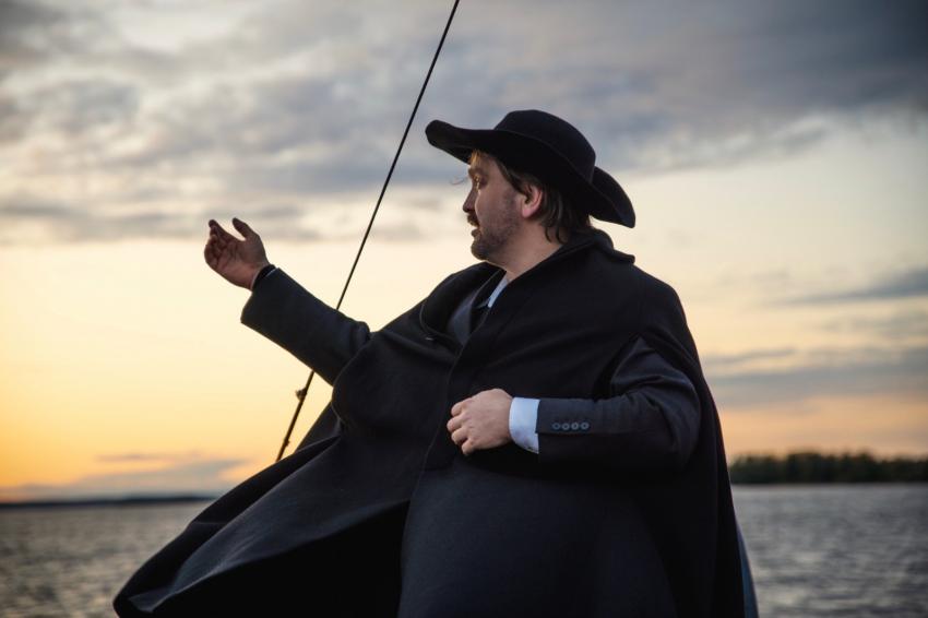 Eino Leino Oulujärvellä -erikoisristeily