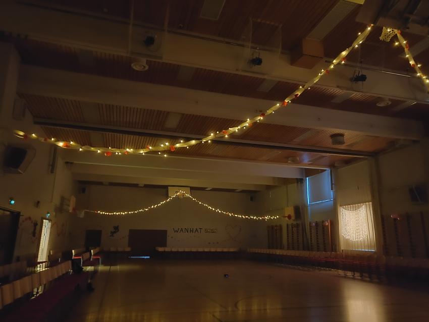 Pukuloistoa luvassa: Paltamon lukion Wanhojen tanssit 14.10.