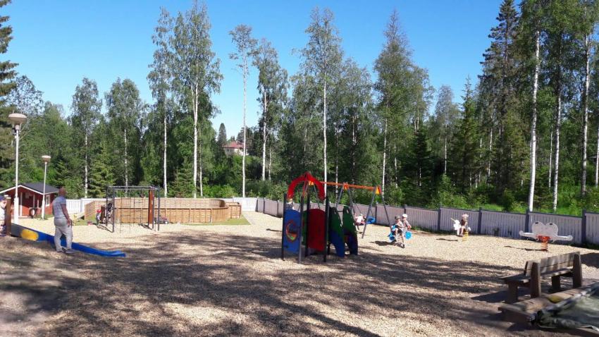 Leikkipihan avajaisia ja avoimia ovia juhlitaan Kontiomäen monitoimitalolla torstaina 24.9.2020 klo 15 - 17